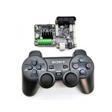Motor Controller Kit w/ Controller For Arduino + Remote Controller For PS2 + L298N Motor Driver Board
