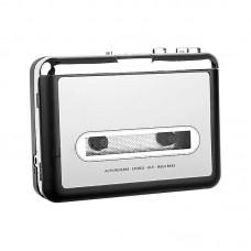 USB Cassette Converter Tape Player MP3 USB2.0 Standard Interface