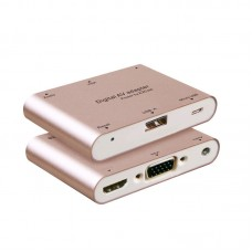 Wifi P27 HDMI Video Audio Digital AV Adapter for iPhone iPhone 5 6 Plus 5S 6S Plus Android Phone to HDMI TV HDTV