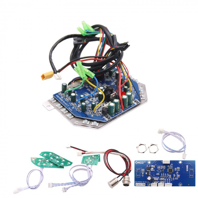 """6.5/""""-10/"""" Remote Control Motherboard Board for Self Balance Scooter Hoverboard"""