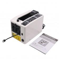 18W Automatic Tape Dispenser Electric Adhesive Tape Cutter Cutting Machine 5-999mm M-1000S