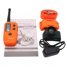 Waterproof Dog Training Collar with Remote Beeper Collar 500M Rechargeable Type PET910