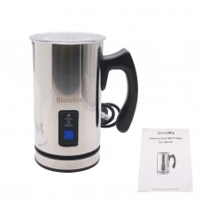 500W Automatic Milk Frother and Heater Warmer for Essperso Cappuccino Frothing 115ml+Heating 240ml