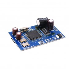 CM6631 24Bit 192K USB Asynchronous Daughter Board Card Fit for TDA1543 L4399DAC