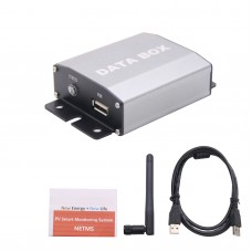 DataBox24G Solar Panel Monitoring System Data Box USB Powered 2.4G Wireless Fit 999 Micro Inverters