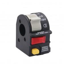 OEM 4010560 4010591 Handlebar Hi/Lo Beam Light Kill Stop Switch for Polaris Sportsman