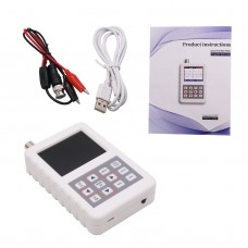 "ADS2050H Mini Digital Oscilloscope 5MHz 20MS/s Sampling Rate w/ 2.4"" Color LCD Screen 320*240"