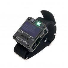 DSTIKE ESP32 Watch DevKit (OLED Version) Programmable Watch ESP32 Watch Development Board