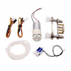 Robot Suction Cup Vacuum Pump Kit For 25T Servos MG996 MG995 DS3218 (with Electronic Switch)