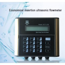 Insertion Type Ultrasonic Flow Meter 1000 m3/h 1.6MPa For Water Pipe DN50-1200MM