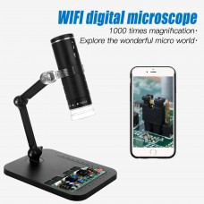 Maxgeek 1000X Digital Wifi Microscope Magnifier Camera for iPhone Samsung Android IOS
