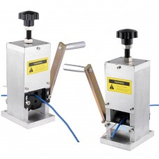 Universal Manual Cable Crimping Peeling Machine For Metal Wire Recycle Wire Cable Stripper Stripping