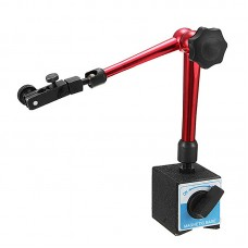 350mm Height Big Universal Flexible Magnetic Base Holder Stand Tool For Dial Indicator Base