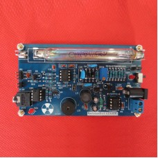 Open Source Geiger Counter Kit Geiger Counter Nuclear Radiation Detector Assembled For γ β Rays