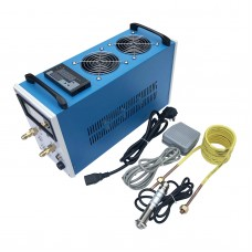 2800W ZVS Induction Heater with Overload Protection Pedal Switch Temperature Control Version 0-600℃