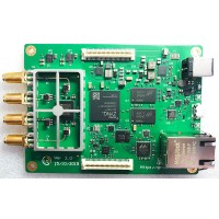 70MHz-6GHz SDR Platform Software Defined Radio Kit with Antennas AD9361 Transceiver Chip NH7020