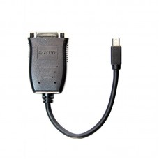 Mini DP to DVI Cable Adapter Active Type Perfect For AMD Multi-Screen Graphics Card