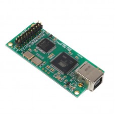 USB Digital Interface I2S SPDIF DSD256 Output Fit For Amanero Interface Green PCB
