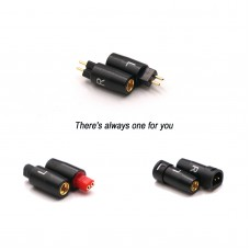 Headphone MMCX Adapter Female to 0.78/ IE/ IM Male Earphone Cable Adapter