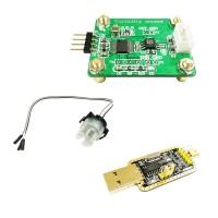 Turbidity Sensor Module + Water Turbidity Sensor + CH340g USB to TTL Module