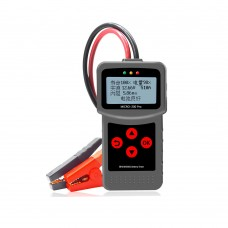 Car Battery Tester Analyzer 12V 24V Truck Motorcycle Automotive Car Diagnostic Tool Micro-200 PRO