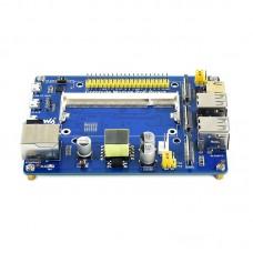PoE Board IO Board Module For Raspberry Pi Compute Module 3/ 3 Lite/ 3+/ 3+ Lite