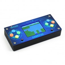 """GamePi20 Mini Video Game Console w/ 2"""" IPS Display Unfinished For Raspberry Pi Zero (with Zero WH)"""