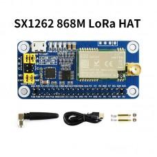 Wireless Module For Raspberry Pi LoRa Board LoRa Module SX1262 868M LoRa HAT
