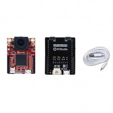 Core Board Version For pyAI-OpenMV4 Cam + pyAI-OpenMV4 Adapter Board + Micro USB Cable
