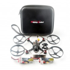 Happymodel Larva-X HD 125MM 2-3S Whoop Drone Assembled Whoop HD Toothpick HD (For Frsky D8 RX)