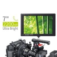 "FEELWORLD FW279 HDMI Camera Monitor DSLR Camera Monitor 4K 1920X1200 7"" IPS Screen"