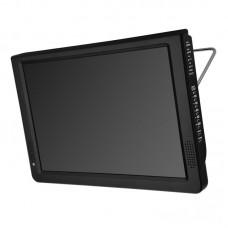 "12"" TFT Display HDMI DVB-T2 Portable TV Player 1080P H.265 TFT Monitor For Parts of EU Countries"