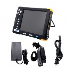 Portable Veterinary Ultrasound Scanner 7 Inch LCD Screen for Large Animals Cow Horse Donkey GDF-K8