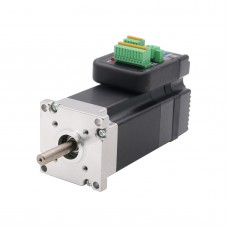 140W 3000rpm 0.45Nm 57 Integrated Servo Motor36V DC JMC iHSV57-30-14-36-01-BY