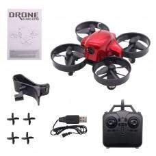 Drone WiFi FPV Quadcopter Altitude Holding w/ 2.4G Remote Control 0.3MP WIFI Camera 480P SG100 Red