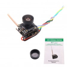 HCF7P 5.8G 25mW FPV Transmitter Camera VTX 700TVL Camera for Sailfly-X FPV Racing Drone