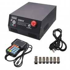 4 Axis Motion Controller Box DDBOX + Handheld Pendant NCH02 for Engraving Machine Mach 3