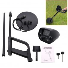Upgraded Underground Gold Metal Detector with Adjustable Length For Children Adults GTX4030 Pro