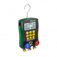 DY517 Refrigeration Digital Manifold HVAC Gauge Pressure Tester For Vehicle Air Conditioner