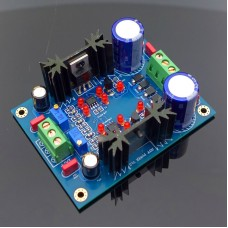 Low Noise Linear Power Supply Board Regulator Finished For DAC Preamplifier
