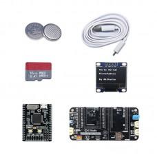 Kit For STM32 MCU Micropython Programming Micropython pyBoard with 16G SD Card