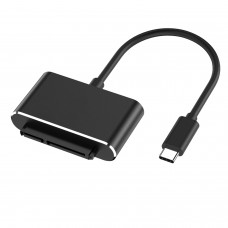 "Type C to SATA Adapter USB 3.1 to SATA Cable Adapter For 2.5"" HDD with SATA Interface HW-TC43"