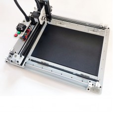 Emile3 3-Axis Mechanical Arm Robot Arm Gantry Style Structure Assembled For Touch Screen Test CNC
