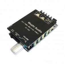 TPA3116 Amplifier Bluetooth HiFi Power Amplifier Board 100Wx2 AUX + Bluetooth Inputs 1002 HIFI