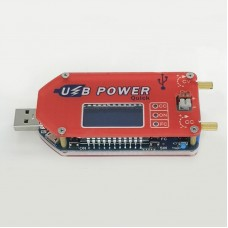USB Boost Converter USB Adjustable Power Supply Module Fan Speed Controller Output 1-30V 15W DP3A