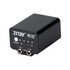 ZITAY 6-Cell Camera External Battery For Sigma FP Camera BP-51 Dummy Battery
