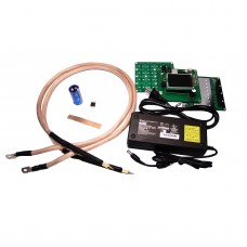 High Power Mini Spot Welder Controller Assembled Digital Adjustment Lightweight For 18650 Power Bank