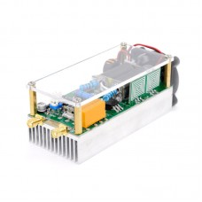 PA100 100w 3~30Mhz Shortwave Power Amplifier HF Amplifier RF for QRP FT817 KX3 IC-703 w/Case