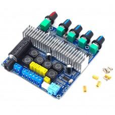 TPA3116 2.1 Subwoofer Bluetooth Amplifier Digital Audio Board 50W*2+100W Bass AUX For 2.1 Bluetooth Speaker DIY