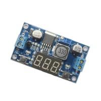 DC-DC Buck Step Down Voltage Regulator Module with Voltmeter 4.0-40V to 1.25V-37V LM2596